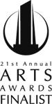 21st Annual Arts Arward Nomination
