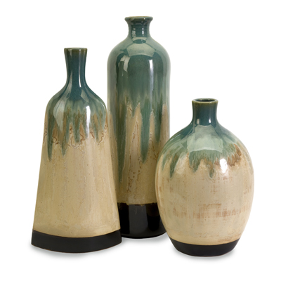 Lorant Vases - 40123, 40184, 40185
