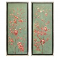 Cherry Blossom Study Oil Paintings - 70117-2