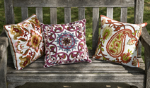 Aiyana, Adeola and Sabra Pillows - 70603, 70602, 70603