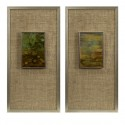 CKI Melun Abstract - Set of 2