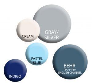 Frost Color Palette
