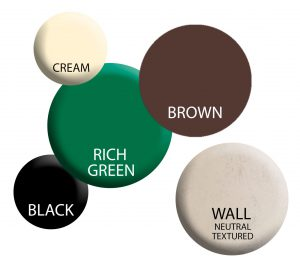 Business Casual: Color Palette