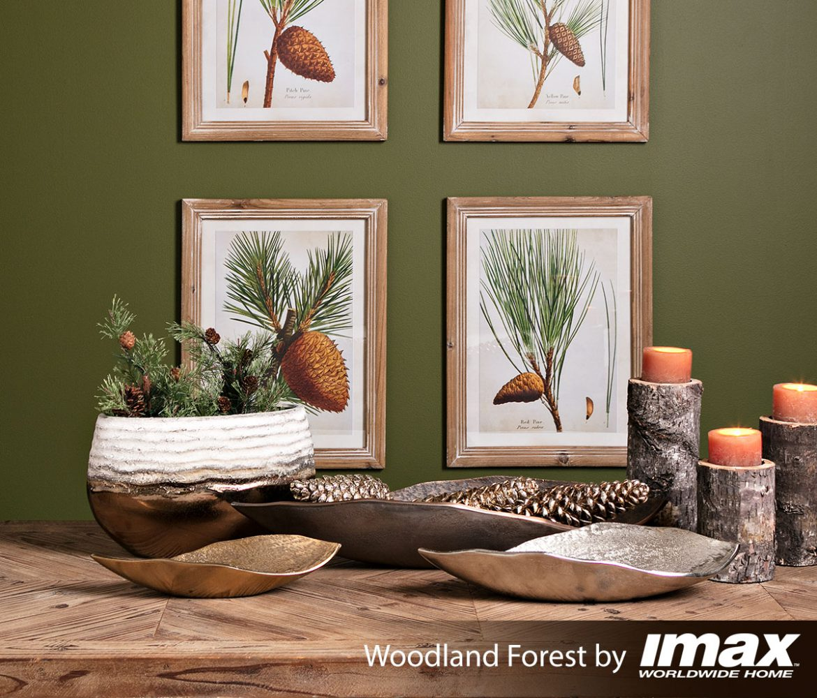 Trending: Woodland Forest