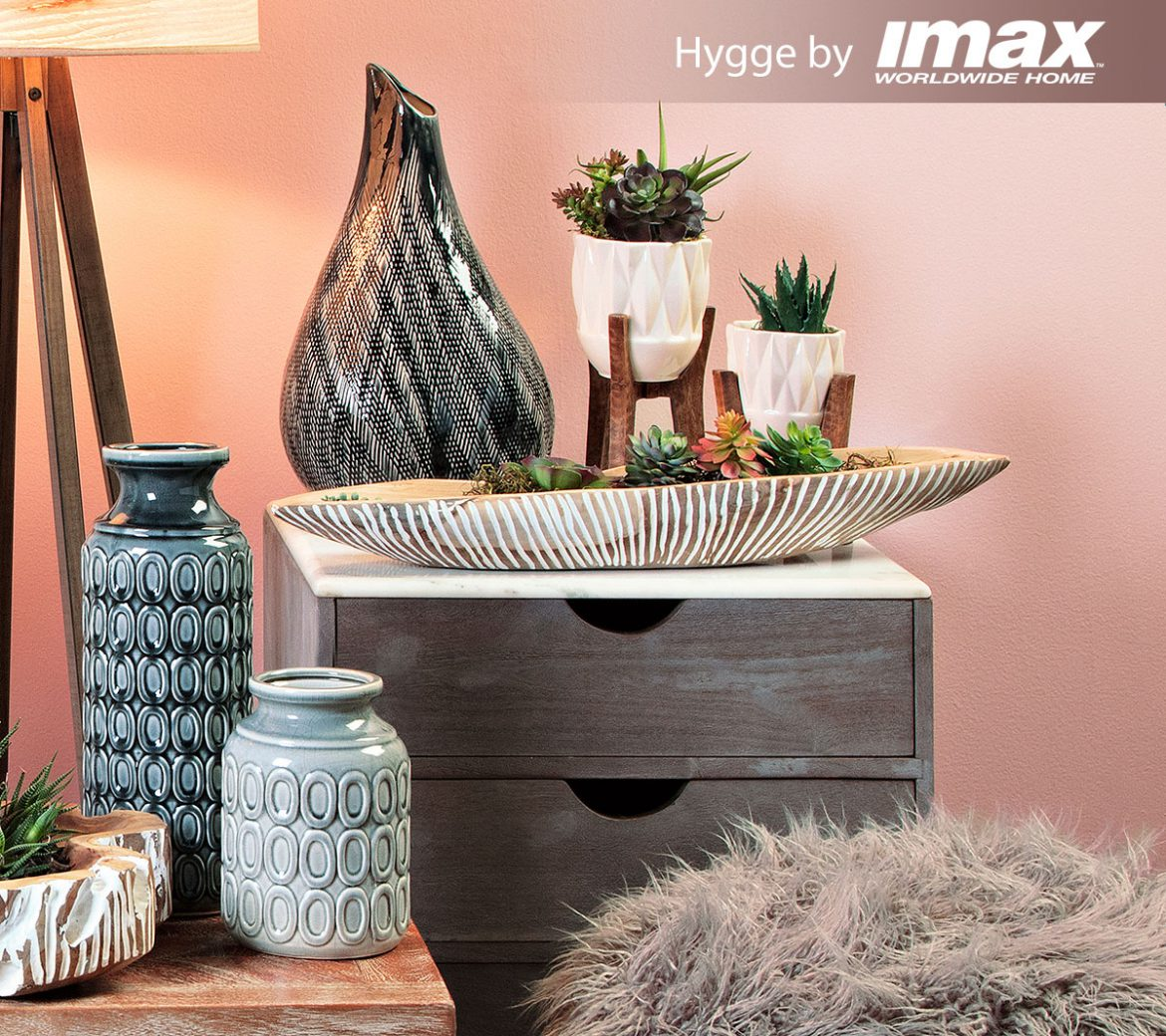 Hygge by IMAX Worldwide Home