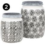15621 & 15622 Burgess Vases