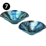 83937-2 Kember Glass Bowls - Set of 2