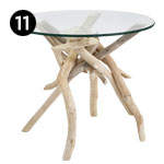 14579 Driftwood Accent Table
