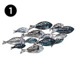65916 School of Fish Wall Decor