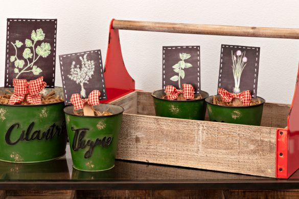 DIY: Fresh Merchandising Props
