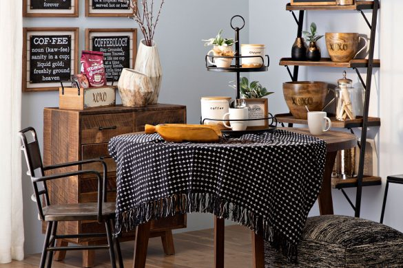 Trisha Yearwood Home: CoffeeTalk by IMAX Worldwide Home