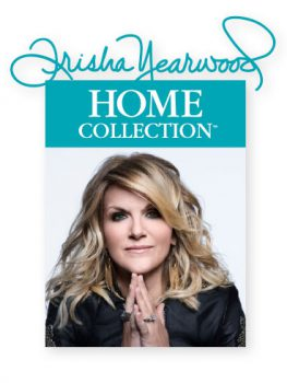 Trisha Yearwood Home Collection from IMAX Worldwide Home
