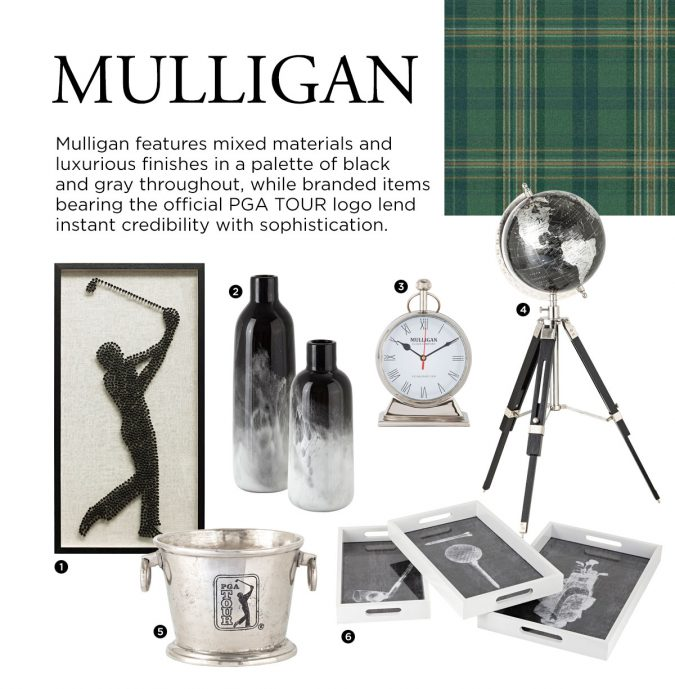 PGA TOUR Mulligan Collection from IMAX Worldwide Home