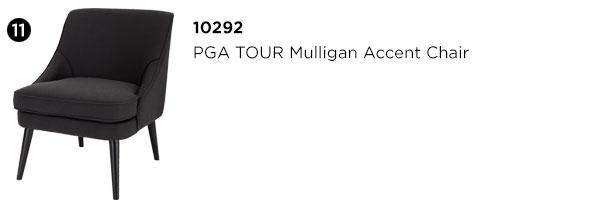 PGA TOUR Mulligan Accent Chair