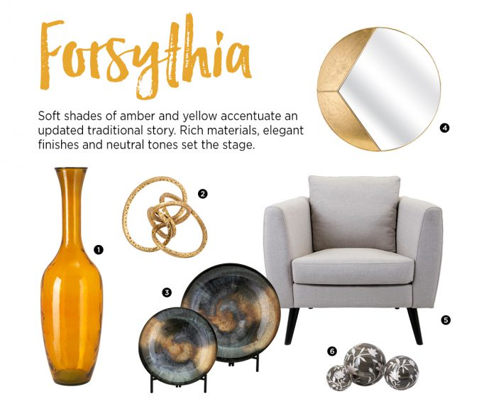 Forsythiafrom IMAX Worldwide Home