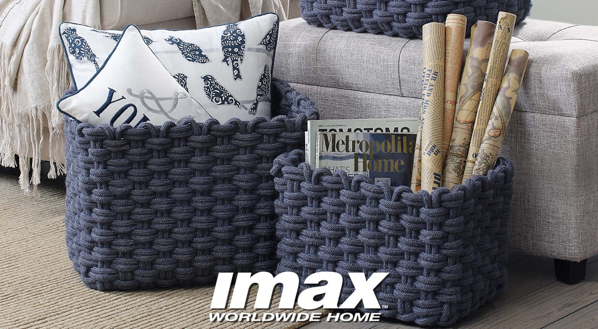 Organizational Décor from IMAX Worldwide Home