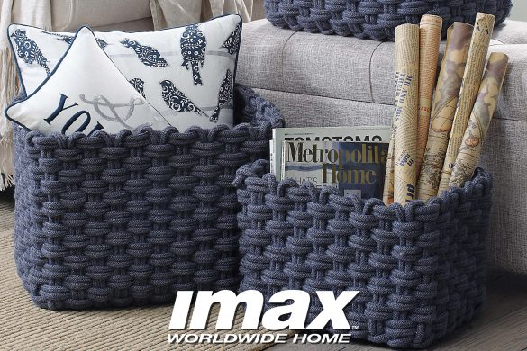 Organizational Décor from IMAX Worldwide Home