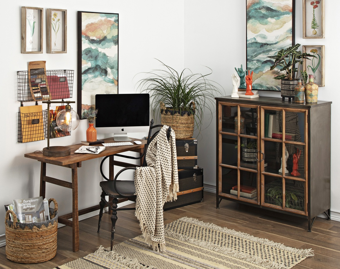 Home Office_Boho