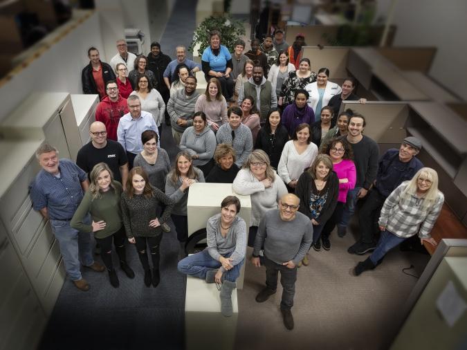 IMAX Employees